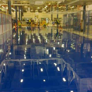 Идустриални подови покрития